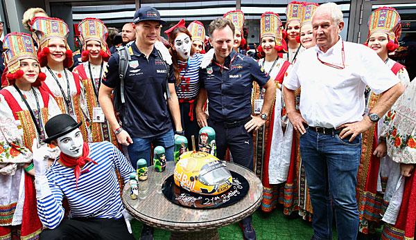 Formel 1 Driver Ranking Zum Russland Gp Zum Geburtstag Einen