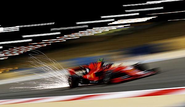 Ergebnis Qualifying Formel 1
