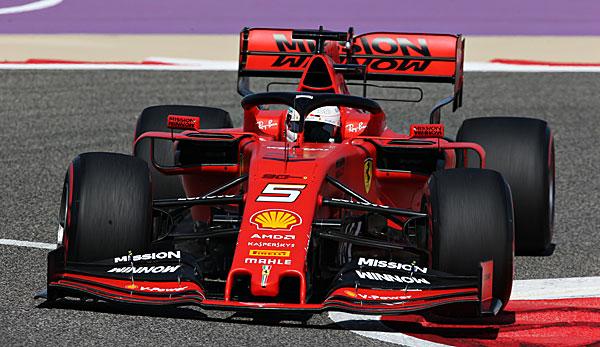 Stallorder bei Ferrari?