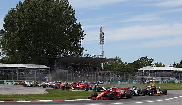 Formel 1 Kanada 2019