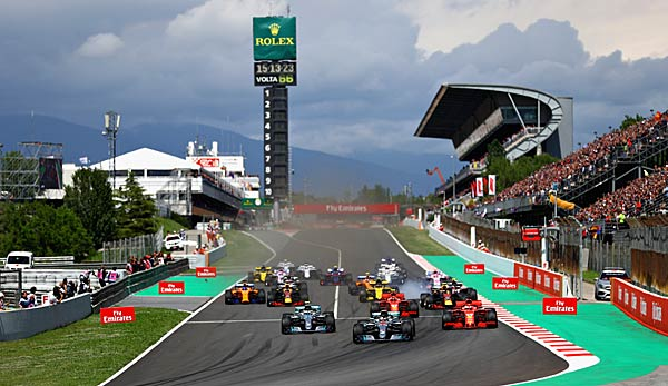 Formel 1 Qualifying Live