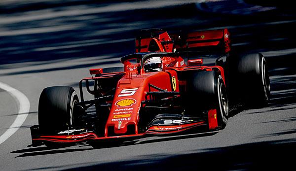 Formel 1: Ferrari lässt Sebastian Vettels Strafe erneut prüfen