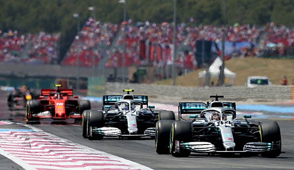 Formel 1 - Österreich-GP live: Die Trainings heute im TV