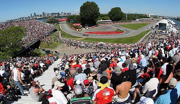 Der Circuit Gilles-Villeneuve gehört inzwischen zu den traditionsreichsten Strecken der Formel 1.
