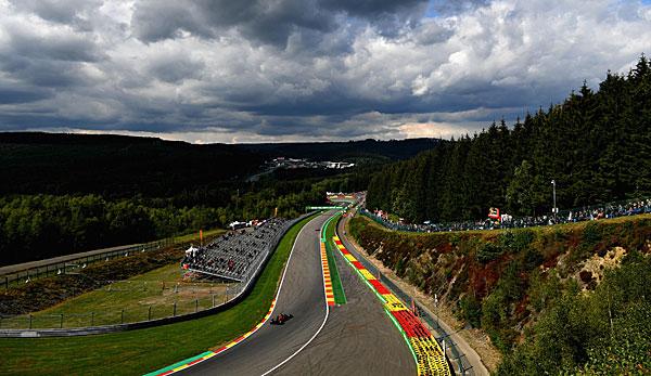 Formel 1 - Qualifying-Ergebnisse und Startaufstellung beim Belgien-GP mit Vettel und Hamilton
