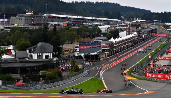 Formel 1: Wann findet das nächste Rennen statt?
