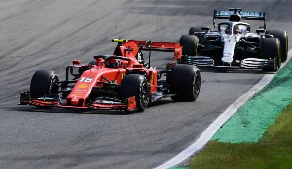 Formel 1: Leclerc triumphiert beim Italien GP in Monza - Der LIVE-TICKER zum Nachlesen