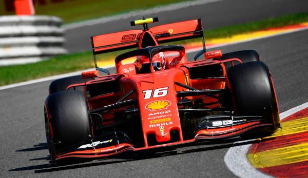 Formel 1: Der GP von Belgien in Spa heute im LIVE-TICKER
