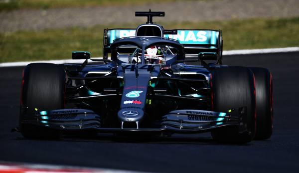 Formel 1: Wie Lewis Hamilton im nächsten Rennen Weltmeister werden kann