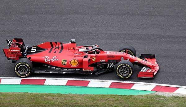 Formel 1 Morgen