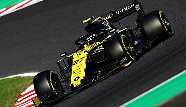Formel 1: Betrugsskandal beim Renault-Team von Nico Hülkenberg?