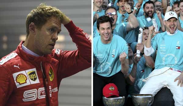 Formel 1 - Pressestimmen zum Großen Preis von Japan: Harakiri Ferrari und der süß-saure Hamilton