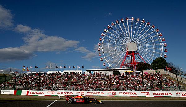 Formel 1 Suzuka