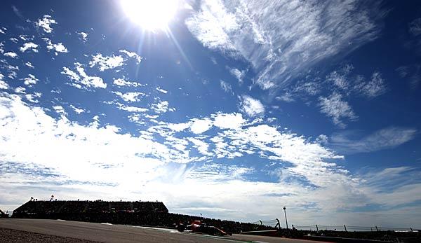 Formel 1 Training Heute