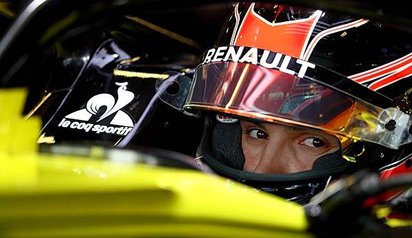 Esteban Ocon kehrt in der kommenden Saison im Renault in die Formel 1 zurück.