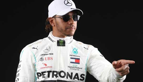 Lewis Hamiltons neue Ziele: Auf den Mount Everest und ins All
