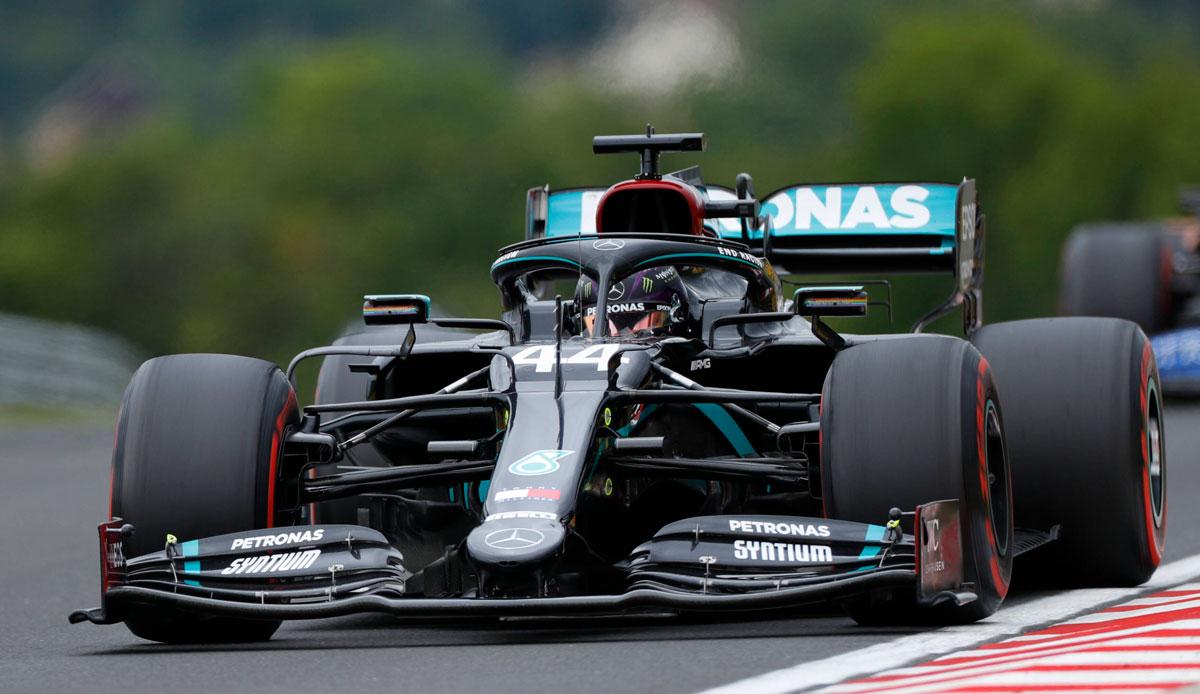 Formel 1-Qualifying Heute
