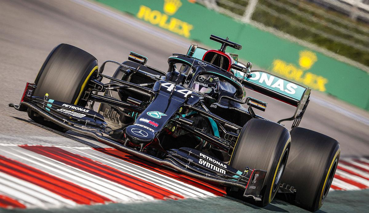 Formel 1: Großer Preis der Eifel - Das Rennen am ...