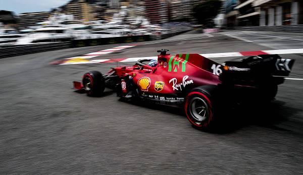 Charles Leclerc saldrá desde el primer puesto en Mónaco.