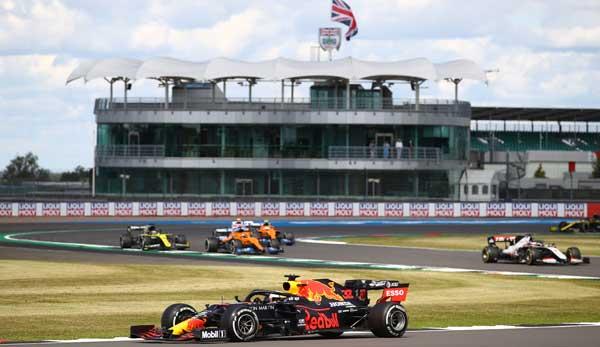 In Silverstone findet das erste Sprintqualifying der Saison statt.