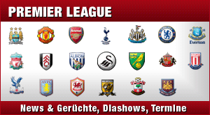 Premier League Saison 2012/13
