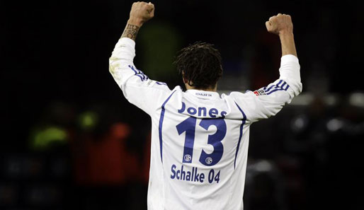 Jones, Schalke, Bundesliga