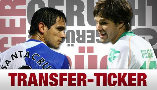 Transfer Ticker FuГџball