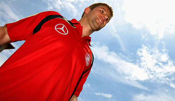 Thomas Hitzlsperger beendete am 3. September 2013 seine aktive Fußballkarriere