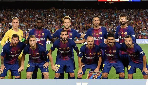 Barcelona Handball Kader