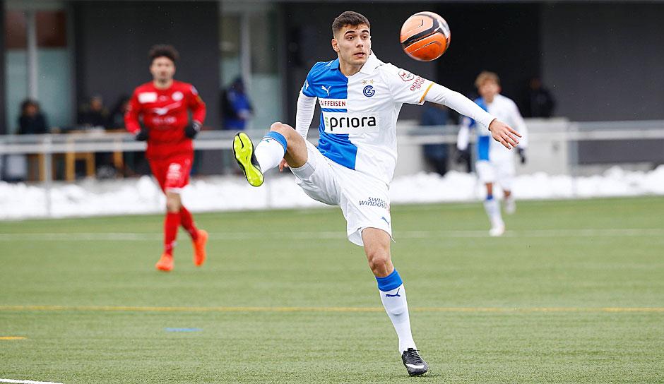 Fifa 18 Die Talente Mit Dem Größten Potenztial Für Den