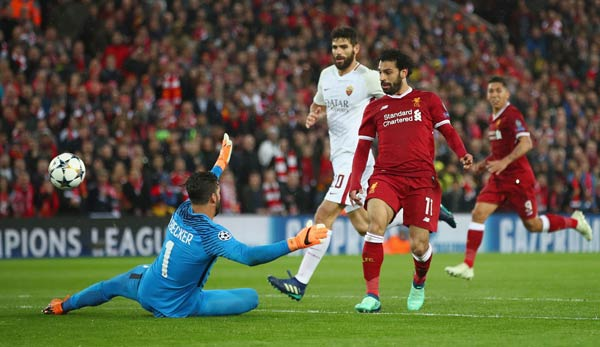 Liverpool Rom Livestream
