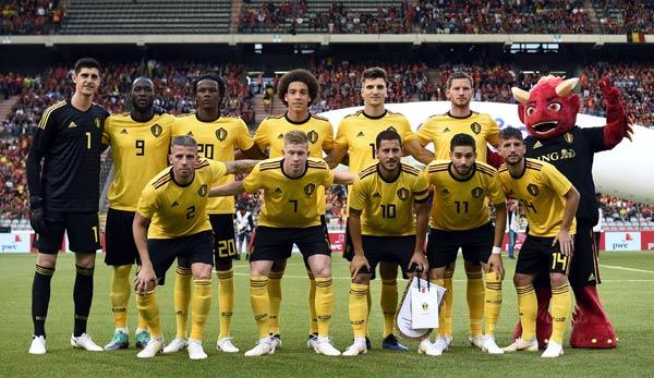 Belgien England Wm