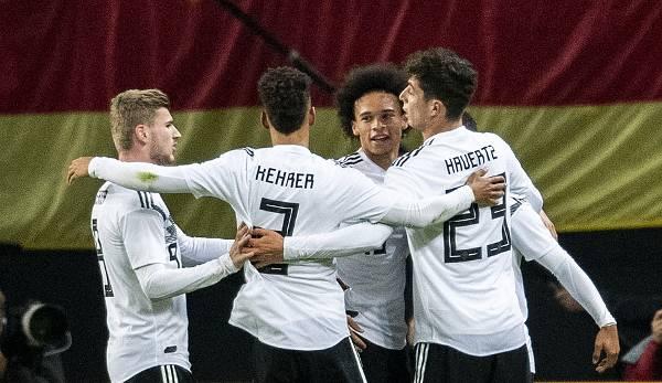 Diashow: Sane, Werner und Co.: So könnte das deutsche Team bei der U21-EM auflaufen