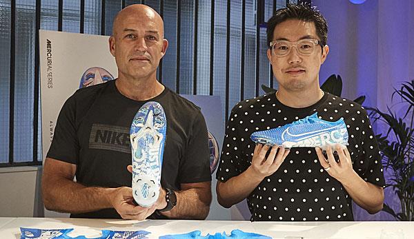 Nike Mercurial: Wie ein Schuh die Fußballwelt verändert