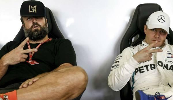 Paul Ripke a accompagné l'équipe Mercedes en Formule 1 pendant des années en tant que photographe.