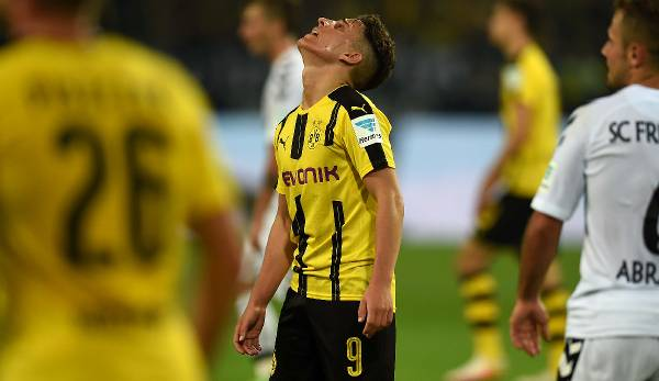 At Borussia Dortmund, Emre Mor was never quite able to convince.