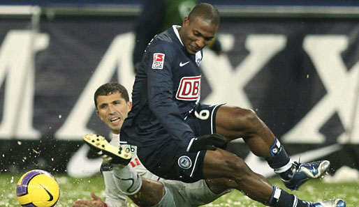 Gilberto, Hertha, Berlin