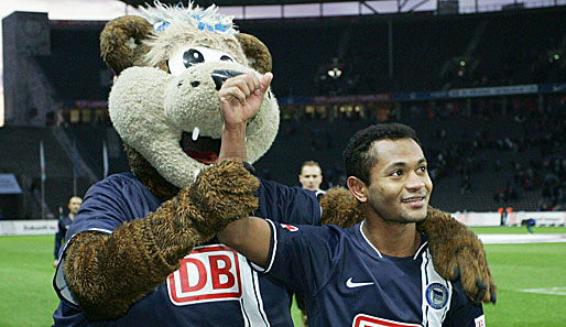 Raffael, Hertha, Berlin