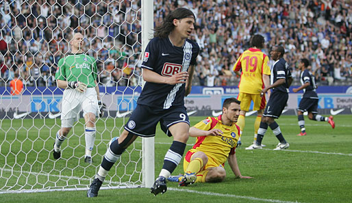Pantelic, Hertha, Man City