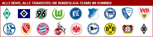 Bundesliga 1 Sommerpause