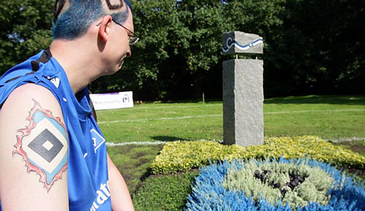 Hamburger SV, Friedhof, Bundesliga