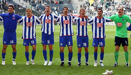 Hertha BSC Berlin, Bundesliga