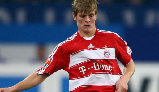 Toni Kroos will mehr spielen. Wechselt Bayerns Talent deshalb im Winter?
