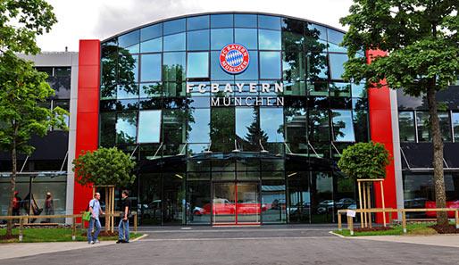 Бавария мюнхен футбольная академия