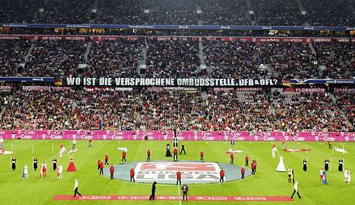 Zuschauerrekord Bundesliga