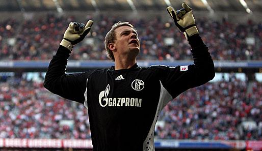 Manuel Neuer 2006