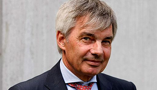 Michael Meier ist seit 2005 Manager des 1. FC Köln