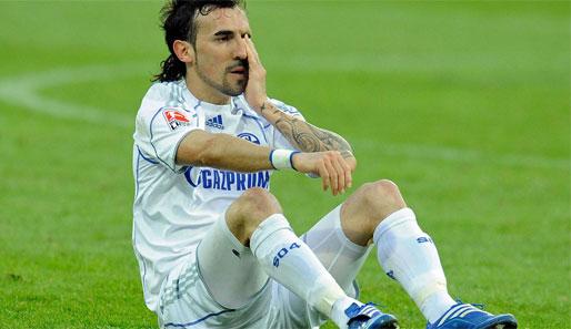 Vicente Sanchez - Schalke 04 zu CF America - ablösefrei