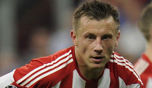 Erzielte in 68 Länderspielen für Kroatien insgesamt 13 Treffer: <b>Ivica Olic</b> - ivica-olic-kroatien-514