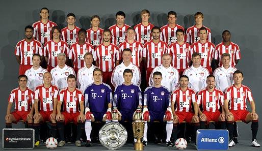 Saisonvorschau fc bayern m nchen for Bundesliga 2010